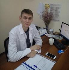 Евенко Сергей Сергеевич
